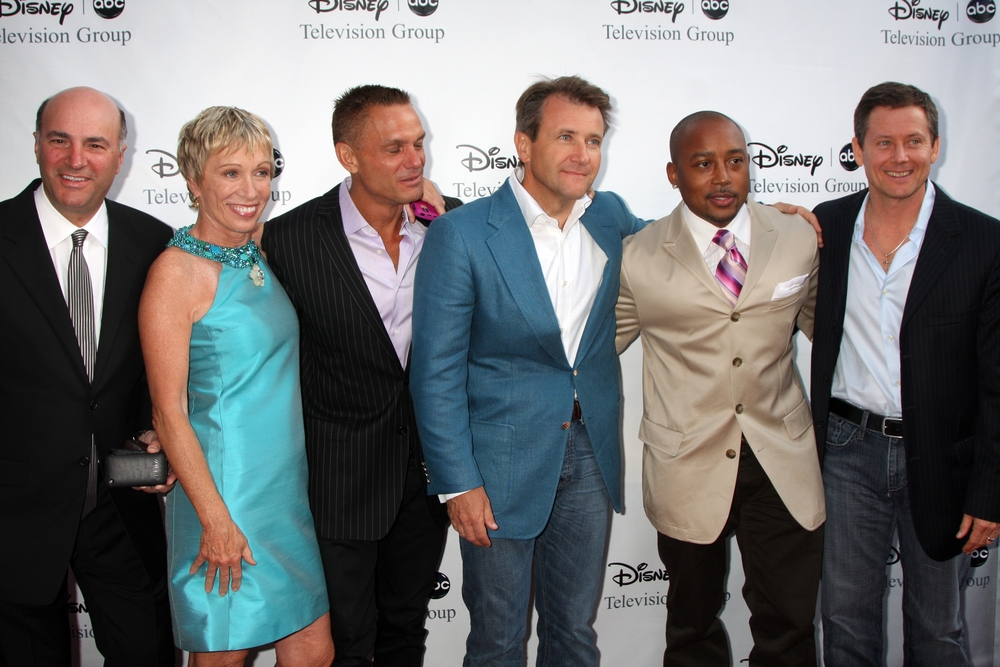 Shark Tank Cast arriving at the ABC TV TCA Party at The Langham Huntington Hotel & Spa in Pasadena, CA on August 8, 2009 ©2009 Kathy Hutchins / Hutchins Photo